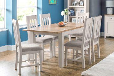 Richmond Grey Dining Table