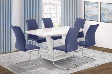 Valencia Blue Dining Table