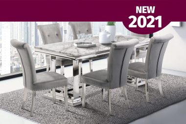 Luxury Marble Dining Set