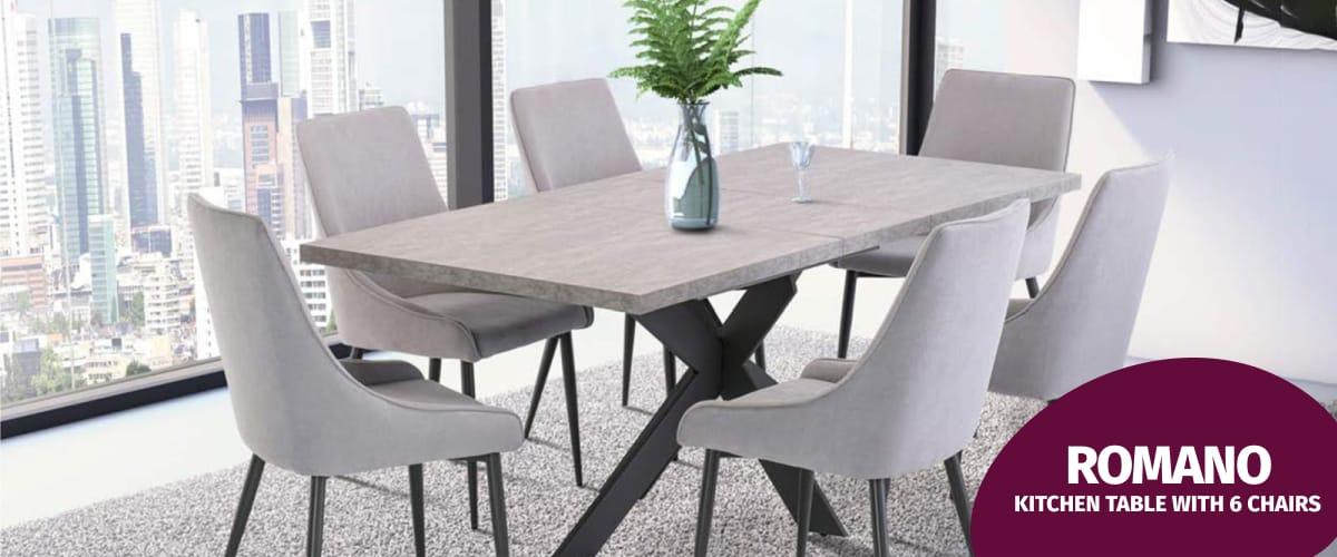 kitchen tables dublin
